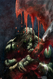 Skaar: Son Of Hulk Presents - Savage World Of Sakaar No.1 Cover: Skaar Poster af Ron Garney