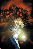 Ultimate Fantastic Four No.49 Cover: Invisible Woman Prints by Mark Brooks