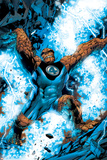 Ultimate Fantastic Four No.4 Cover: Thing Poster by Adam Kubert