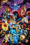 New Avengers No.51 Cover: Dr. Strange Posters av Billy Tan