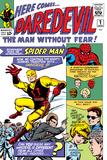 Daredevil No.1 Cover: Daredevil Poster von Joe Quesada