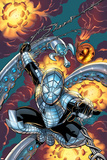 Marvel Knights Spider-Man No.21 Cover: Spider-Man Poster by Mike Wieringo