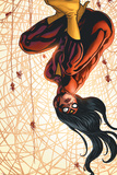 The New Avengers No.15 Cover: Spider Woman Posters av Frank Cho
