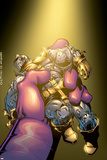 Thanos No.5 Cover: Thanos Prints by Jim Starlin