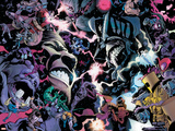 Fantastic Four No.569 Group: Hulk, Black Bolt and Gladiator Print by Stuart Immonen