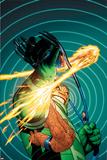 Marvel Knights 4 No.11 Cover: Mr. Fantastic Prints by Steve MCNiven