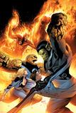 Ultimate Fantastic Four No.28 Cover: Super Skrull Prints by Greg Land