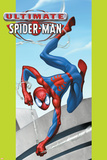Ultimate Spider-Man No.29 Cover: Spider-Man Posters by Mark Bagley