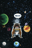 Lockjaw and The Pet Avengers No.4 Cover: Lockjaw Prints by Karl Kerschl