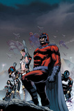 Civil War: House Of M No.5 Cover: Magneto Posters by Mike Perkins