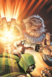 Doctor Doom and The Masters of Evil No.3 Cover: Blastaar Prints by Karl Kerschl