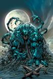 Mike Deodato - Incredible Hulk No.69 Cover: Hulk Plakát