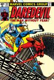 Frank Miller - Daredevil No.161 Cover: Daredevil, Bullseye and Black Widow Plakát