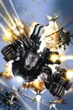 Leonardo Manco - War Machine No.1 Cover: War Machine Fotky
