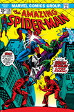 The Amazing Spider-Man No.136 Cover: Spider-Man and Green Goblin Prints by Ross Andru