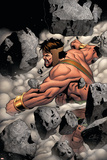 Incredible Hercules No.123 Cover: Hercules Prints by Clayton Henry