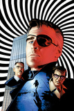 The Pulse No.7 Cover: Nick Fury, Jameson, J. Jonah, Urich and Ben Prints