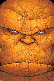 Ultimate Fantastic Four No.14 Cover: Thing Photo by Adam Kubert