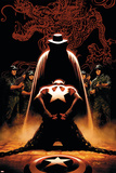 Captain America No.47 Cover: Captain America Prints by Steve Epting