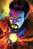 Brandon Peterson - Strange No.5 Cover: Dr. Strange Plakát