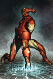 Iron Man No.76 Cover: Iron Man Foto