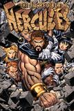 Incredible Hercules No.113 Cover: Hercules Print by Arthur Adams