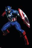 Secret War No.3 Cover: Captain America Posters