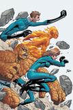Marvel Age Fantastic Four No.8 Cover: Mr. Fantastic Prints by Makoto Nakatsuka