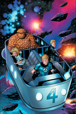 Secret Invasion: Fantastic Four No.3 Group: Thing Poster by Barry Kitson