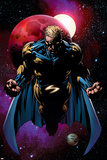 The New Avengers No.3 Cover: Sentry Poster by David Finch