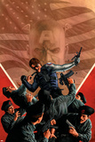 Captain America No.30 Cover: Winter Soldier Posters