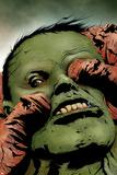 Hulk & Thing: Hard Knocks Cover: Hulk and Thing Print by Jae Lee