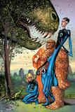 Marvel Adventures Fantastic Four No.5 Cover: Mr. Fantastic Posters by Manuel Garcia