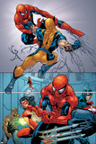 Marvel Knights Spider-Man No.13 Group: Spider-Man Posters by Billy Tan