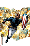 Young Avengers Presents No.1 Cover: Patriot Print by Jim Cheung