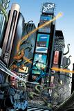 Marvel Adventures Fantastic Four No.6 Group: Mr. Fantastic Poster by Manuel Garcia