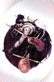 Daredevil No.119 Cover: Kingpin and Lady Bullseye Posters