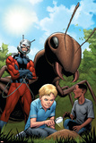 Marvel Adventrues Super Heroes No.10 Cover: Ant-Man Pôsters por Clayton Henry