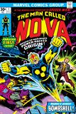 Nova: Origin Of Richard Rider - The Man Called Nova No.1 Cover: Nova Plakater av John Buscema