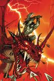 Skaar: Son Of Hulk No.2 Cover: Skaar Posters by Ron Garney
