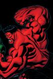 Hulk No.6 Cover: Hulk Print by Ed McGuinness