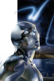 Ultimate Fantastic Four No.43 Headshot: Silver Surfer Posters by Pasqual Ferry
