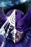 Dark Reign: Hawkeye No.3 Cover: Hawkeye Posters by Clint Langley