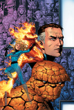 Fantastic Four: Foes No.1 Cover: Mr. Fantastic Print by Jim Cheung