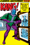 Avengers Classic No.11: Kang Prints by Don Heck