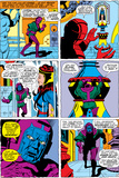 Giant-Size Avengers/Invaders No.1 Headshot: Kang Posters by Sal Buscema