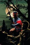 The Twelve No.2 Cover: Captain Wonder Prints by Chris Weston