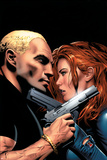 Black Widow No.6 Cover: Black Widow Posters by Greg Land
