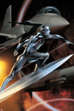 Ultimate Fantastic Four No.44 Cover: Silver Surfer Posters by Pasqual Ferry