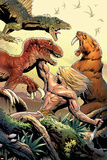 Marvel Comics Presents No.5 Cover: Ka-Zar Prints by Greg Land